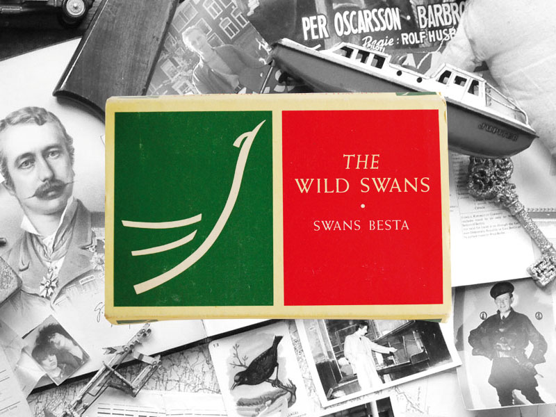 The Wild Swans : Swans Besta : Promo Cass
