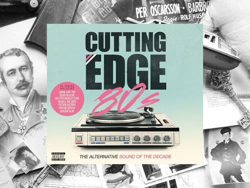 Care : Cutting Edge 80's : 3xCD