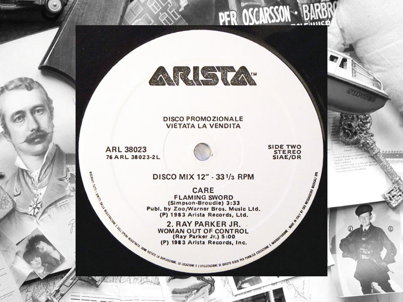 Care : Disco Mix : Promo 12""