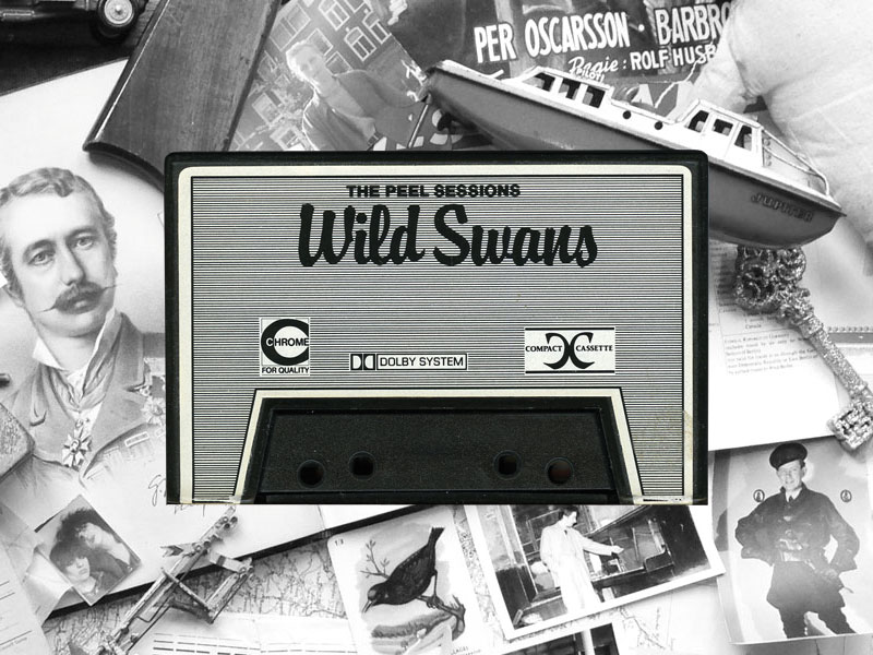 The Wild Swans : Peel Sessions : Cassette