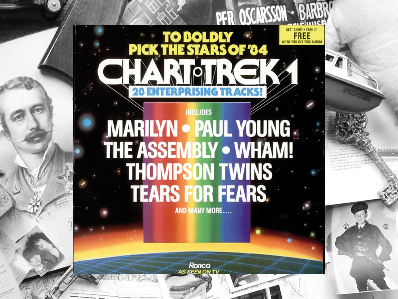 Chart Trek 1 & 2