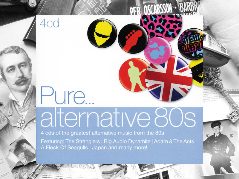 Pure Alternative 80's