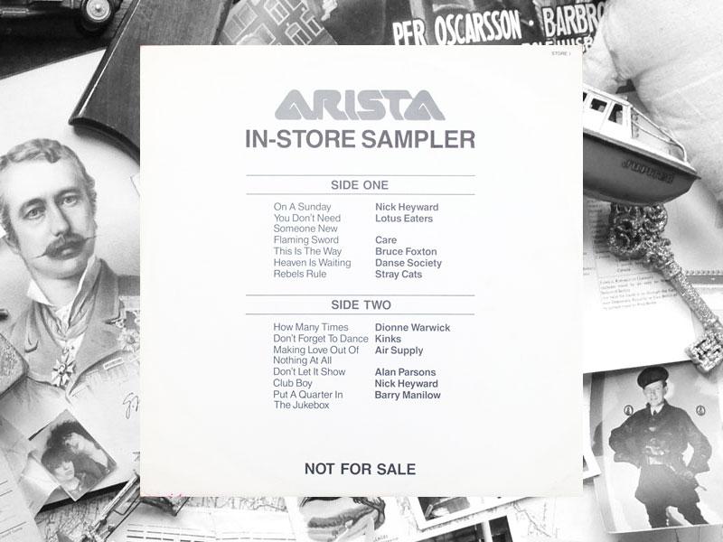 In-Store Sampler