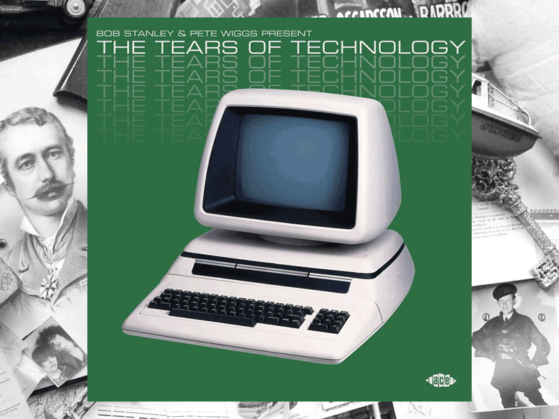 The Tears Of Technology CD
